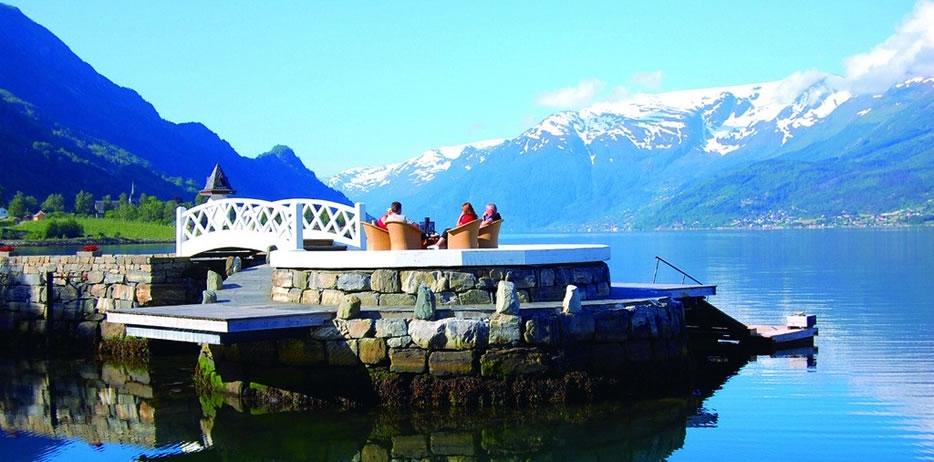 体验挪威,魅力自然